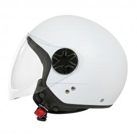 LD-3, casco demi-jet - colore Bianco opaco - Taglia XS COD. 90727