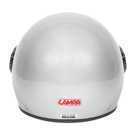 LD-3, casco demi-jet - colore Argento - Taglia XS COD. 90732