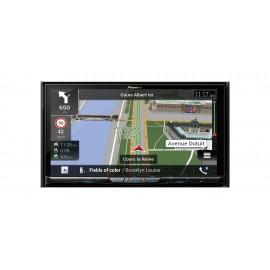 Pioneer AVIC-Z930DAB monitor 7 pollici multitouch capacitivo sistema di navigazione integrato Apple CarPlay Android Auto DAB+