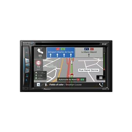 Pioneer AVIC-Z730DAB monitor 6,2 pollici multitouch resistivo Apple CarPlay Bluetooth DAB+