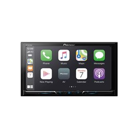PIONEER SPH-DA230DAB Lettore multimediale 2 DIN con touchscreen ad apertura elettrica Apple CarPlay, Android Auto, DAB+
