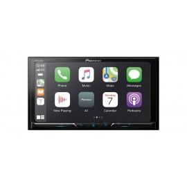 PIONEER SPH-DA230DAB Lettore multimediale 2 DIN con touchscreen ad apertura elettrica Apple CarPlay, Android Auto, DAB+