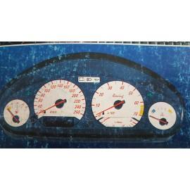 Fondino cruscotto Fiat Cinquecento SX Retroilluminato