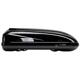 Box tetto MODULA Beluga Family Basic 450 colore nero