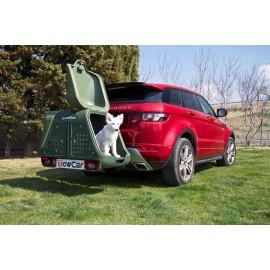 TOWBOX DOG (trasporto cani) V2 VERDE
