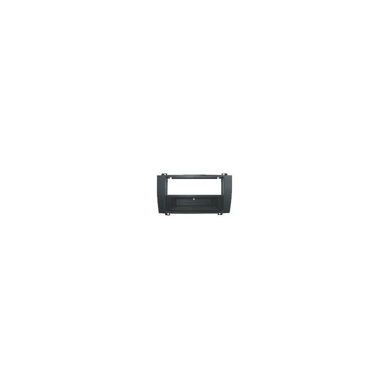 Mascherina ISO Doppio DIN Mercedes SLK 2004 ►