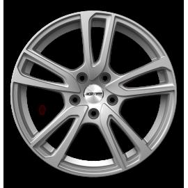 Cerchi in lega GMP ASTRAL Silver diametro 17 PCD 5X110 ET 40 - ASTR70174013640I