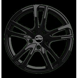 Cerchi in lega GMP ASTRAL Glossy Black diametro 16 PCD 5X112 ET 35 - ASTR65163516631I