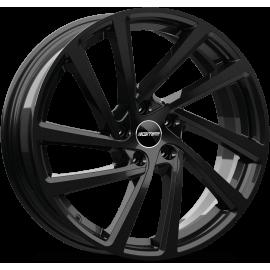 Cerchi in lega GMP WONDER Glossy Black diametro 17 PCD 5X112 ET 45 - WOND70174513831I