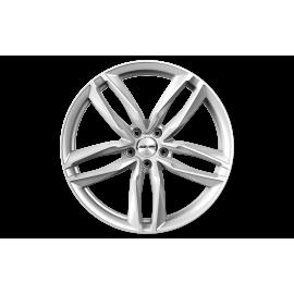Cerchi in lega GMP ATOM Silver diametro 17 PCD 5X112 ET 28 - ATOM75172814540I