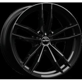 Cerchi in lega GMP SWAN Glossy Black diametro 19 PCD 5X112 ET 30 - SWAN80193015431I