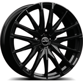 Cerchi in lega GMP SPARTA Glossy Black diametro 21 PCD 5X112 ET 35 - SPAR90213515431I