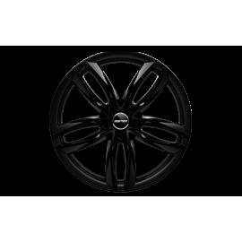 Cerchi in lega GMP ATOM Glossy Black diametro 21 PCD 5X112 ET 26 - ATOM90212614531I
