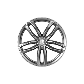 Cerchi in lega GMP ATOM Anthracite Diamond diametro 21 PCD 5X112 ET 30 - ATOM10213014511I