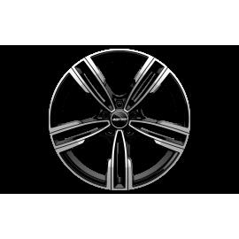 Cerchi in lega GMP REVEN Black Diamond diametro 18 PCD 5X120 ET 43 - REVE80184322327I