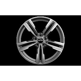 Cerchi in lega GMP REVEN Anthracite Diamond diametro 18 PCD 5X120 ET 30 - REVE80183022311I