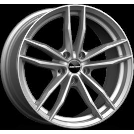 Cerchi in lega GMP SWAN Silver diametro 20 PCD 5X120 ET 45 - SWAN95204522340I
