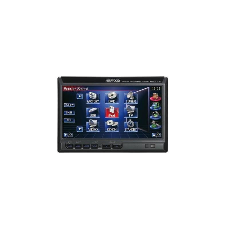 """KOS-L702 - Monitor esterno da 6,95"""" Touch Screen per KOS-V1000 e KOS-V500"""