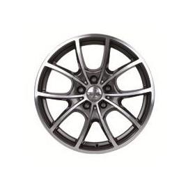 Cerchio in lega Arcasting Seneca SC 18 '' 8,0x18 Silver