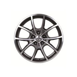 Cerchio in lega Arcasting Seneca SC 18 ''8,5x18 Silver