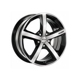 Cerchio in lega Arcasting K11 17'' 8,0 x 17 Black Diamond Opaco