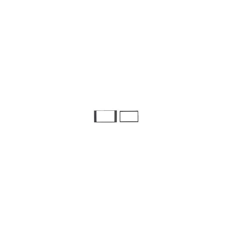 Mascherina Phonocar mod. 3/463 - Doppio ISO nera Ford