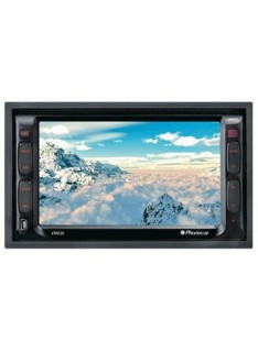 """SINTOLETTORE PHONOCAR DVD 2DIN TS 6,2"""" TOUCH"""