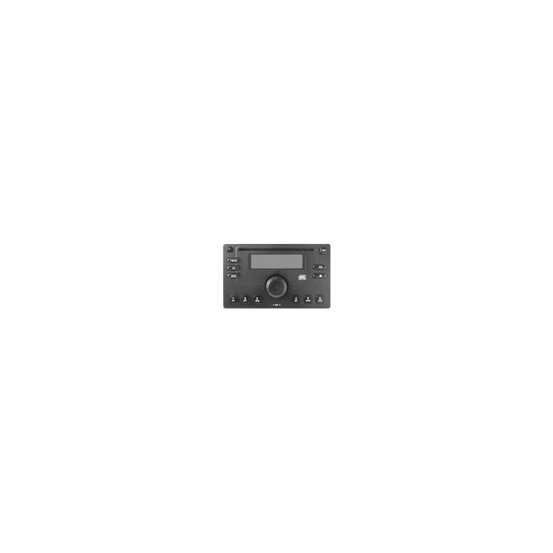Protezione autoradio Phonocar mod. 3/508 - Doppio DIN Nero