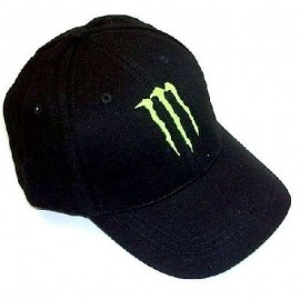 Cappello Rigido Monster Energy con Visiera