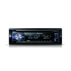 Sintolettore Pioneer CD RDS con USB e Aux-in controllo iPod iPhone