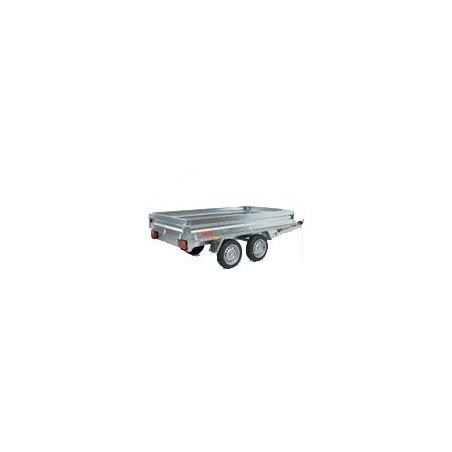 Rimorchio per trasporto Cose ELLEBI mod. BRAVO 310 TB