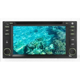 Toyota Media Station Led Digitale 6,5'' Bluetooth Modulo GPS integrato per sistema di navigazione Phonocar