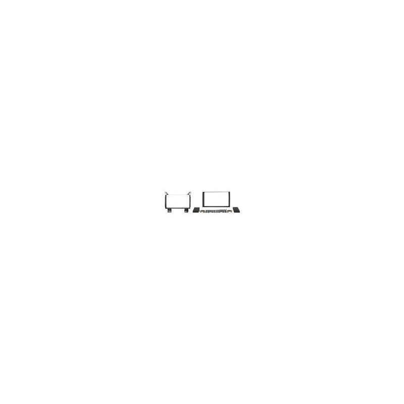 Kit di fissaggio Phonocar mod. 3/552 - Doppio DIN Kia C'eed