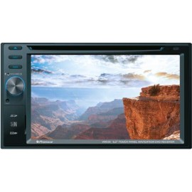 Phonocar MONITOR 6,2'' TFT-LCD 2 DIN NAVIGATION DVD RECEIVER