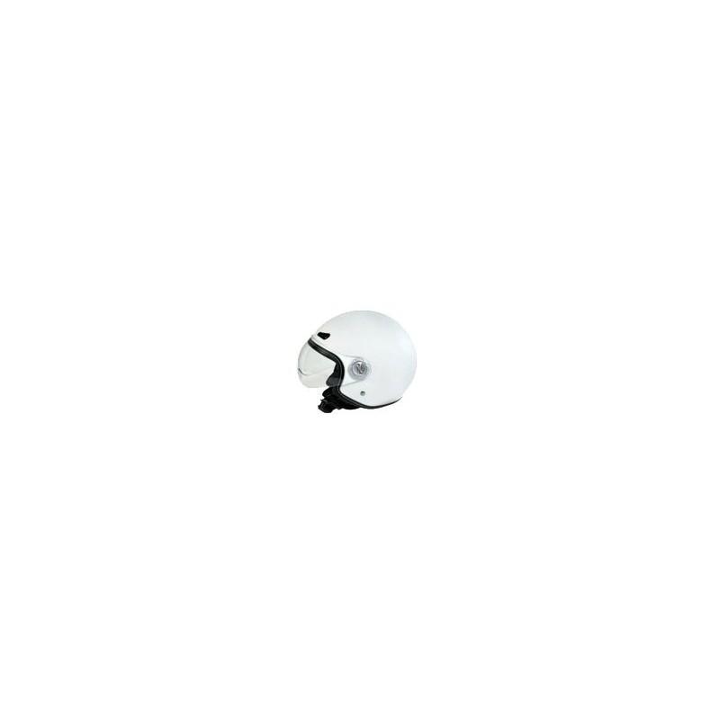 Casco Koji Helio Plus Bianco Misura XL