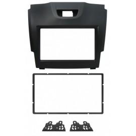 Phonocar Kit fissaggio 2 DIN colore nero ISUZU D-MAX 2012 ►