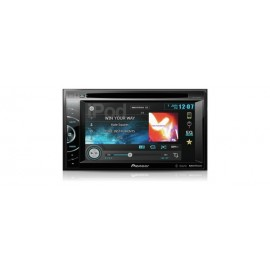 Pioneer sintolettore CD DVD Bluetooth USB compatibile Mirrorlink
