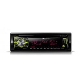 Pioneer sintolettore CD RDS con USB anteriore ingresso Aux-in MIXTRAX Display multi-color