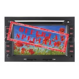 Peugeot Media Station TFT-LCD Navigation DVD Receiver Panel 7'' Peugeot