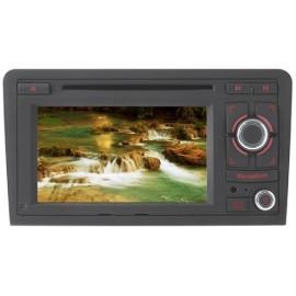 Phonocar Media Station TFT-LCD Navigation DVD Receiver panel 7'' AUDI A3 2003 ► 2012