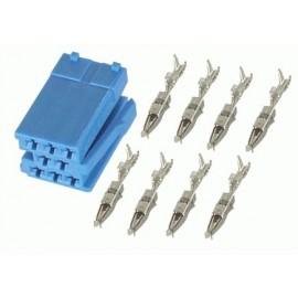 Connettore Mini-ISO Colore Blu