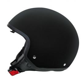Brio casco demi-jet Nero L