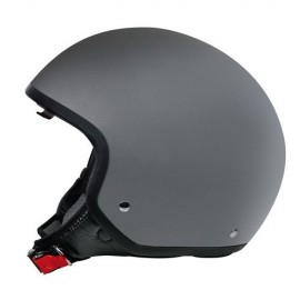 Brio casco demi-jet Nero S