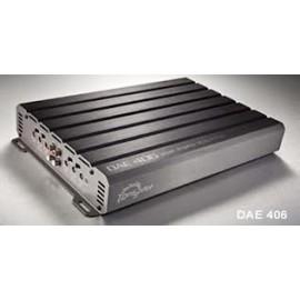 Amplificatore classe A/B 4x60 watt 4 ohm