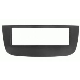 Mascherina con foro ISO colore nero Fiat Punto Evo Grande Punto 2012 ►