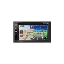 Sistema di navigazione GPS CD DVD Bluetooth schermo touch-screen 6.1'' AppRadio