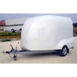 Rimorchio per trasporto moto cose - PT750