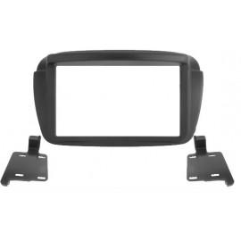 Mascherina 2DIN nero Opel Combo 2012 ► Fiat Doblò 2010 ►