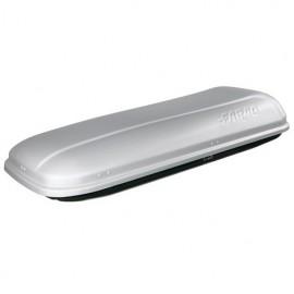 Baule portapacchi FARAD BARRACUDA F1 550L grigio satinato