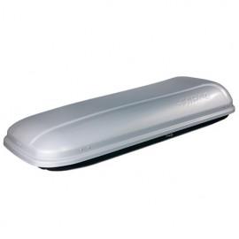 Baule portapacchi FARAD BARRACUDA F1 550L grigio metallizzato